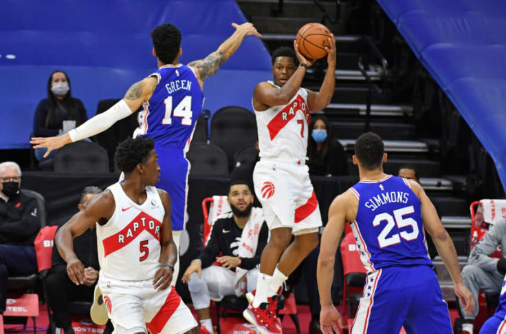 Toronto Raptors Offence Not Defence Is The Problem Three Games In