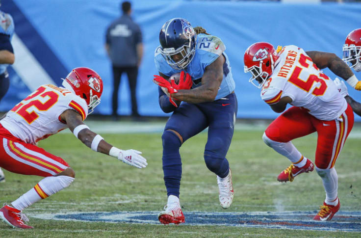 Titans Vs Chiefs Opening Odds For Afc Championship Game