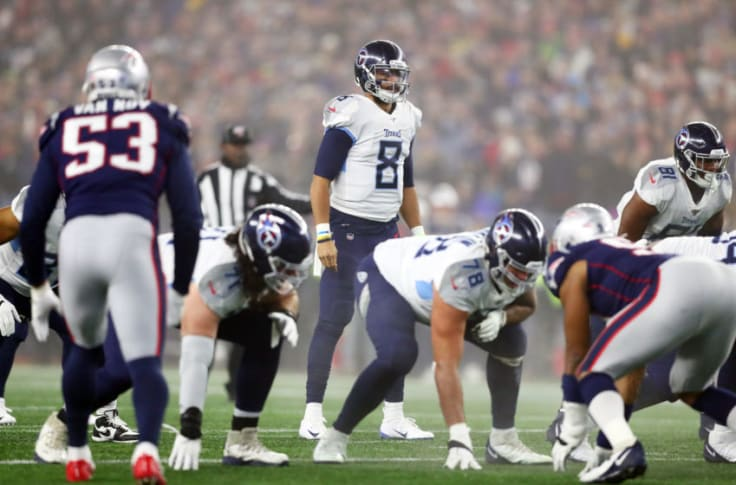 Marcus Mariota Will Continue To Be Involved In Titans Offense