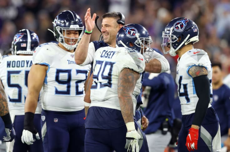Super Bowl 54 Odds Titans Are Early Underdog To Packers And 49ers