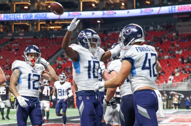 Tennessee Titans cut Dez Fitzpatrick: Why you shouldn't be worried