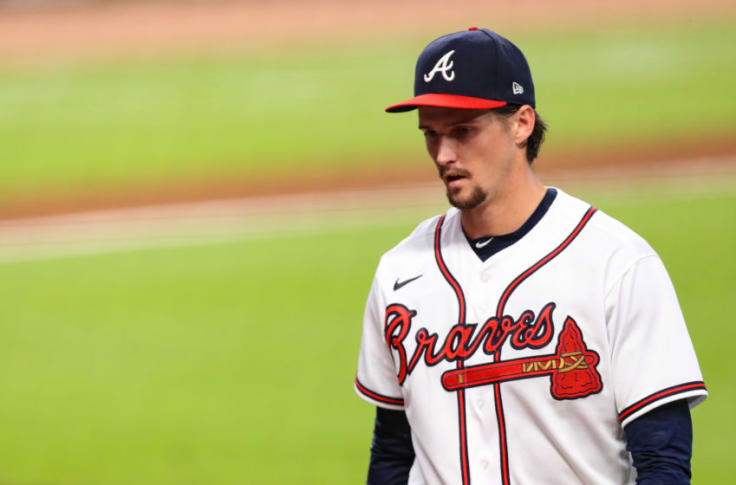 Atlanta Braves Pummeled By The Marlins On Tuesday Evening