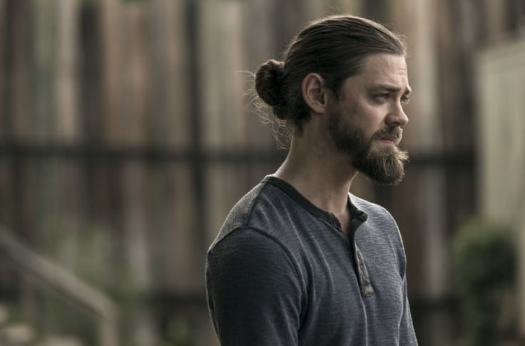 Two Connections To The Walking Dead In Tom Payne S The Prodigal Son