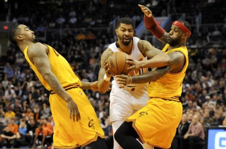 Phoenix Suns Rumors Markieff Morris To Cleveland
