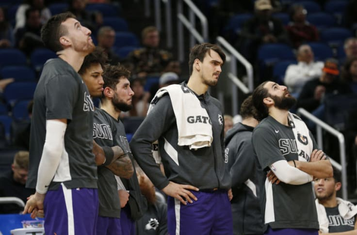 Phoenix Suns Narrowing down which Phoenix Suns players might have COVID-19