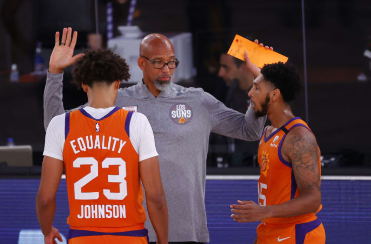 Phoenix Suns are changing their perception to the basketball world
