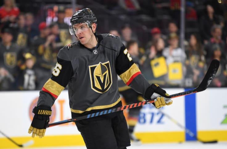 Vegas Golden Knights Report Card Paul Stastny