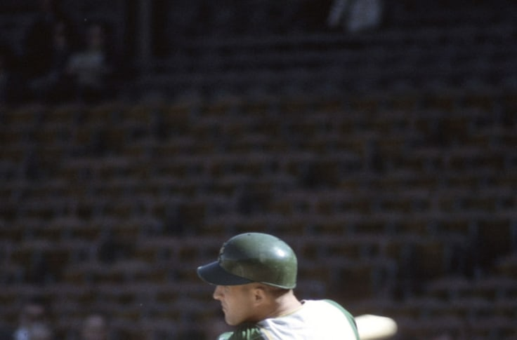 Athletics History The Kansas City A S All Time Starting Lineup