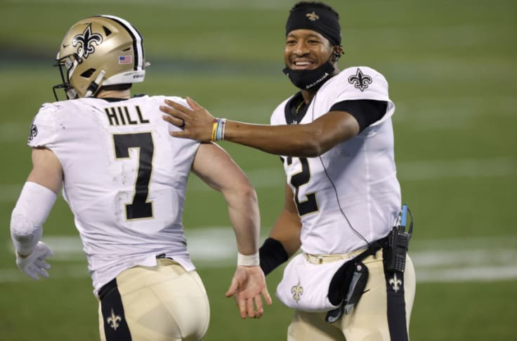 Saints: QB battle between Jameis Winston and Taysom Hill is must-see TV