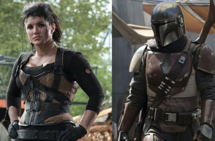 Deadpool Star Gina Carano Joins The Cast Of Disney S The Mandalorian