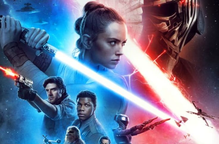 New Character Posters For The Rise Of Skywalker