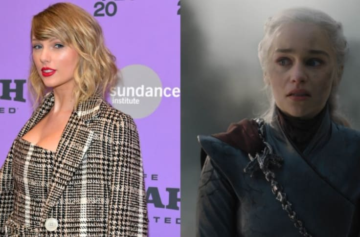 Fans Convinced Taylor Swift S Song Mad Woman Is About Daenerys Targaryen