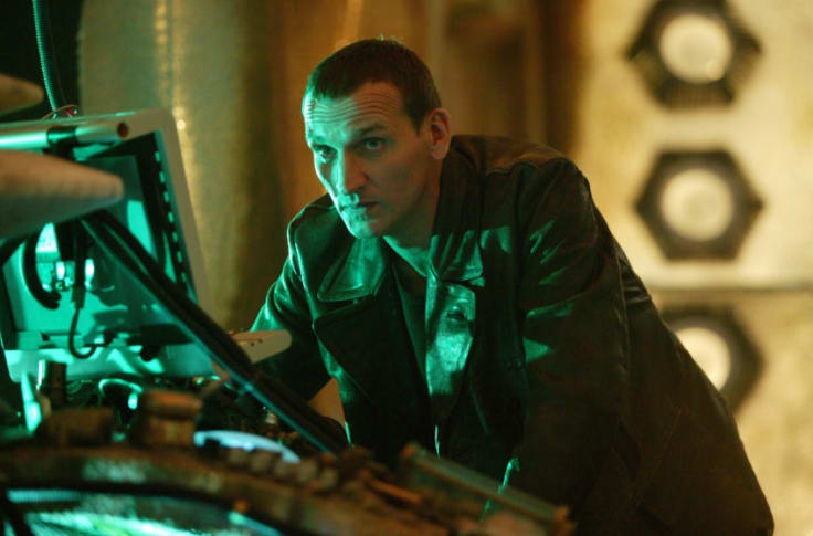 Doctor Who: Preview Christopher Eccleston's return as the Ninth Doctor