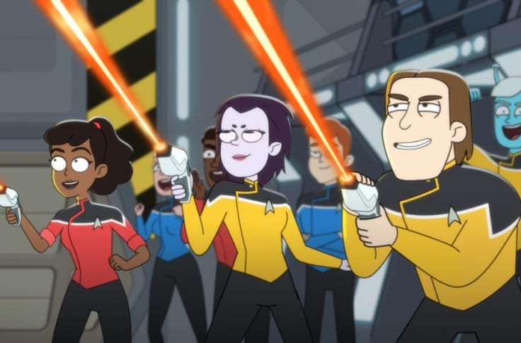 "Star Trek: Lower Decks Episode 4, ""Moist Vessel"""