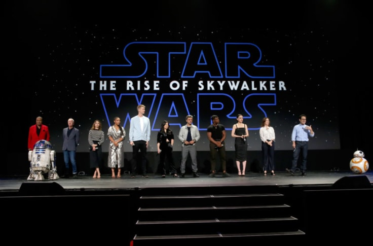 Rise Of Skywalker Cast Talks Carrie Fisher Character Dynamics And Hope