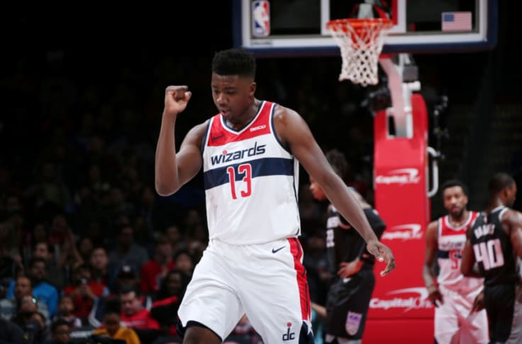 Washington Wizards Wisely Keep An Eye On Thomas Bryant S Minutes