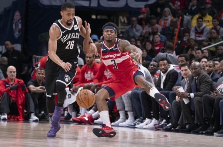 Washington Wizards: Spencer Dinwiddie should be priority #1 in free agency