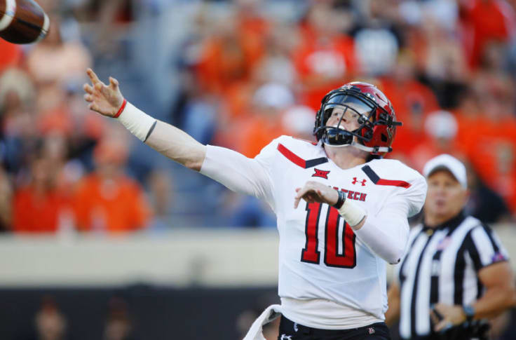 Streak Stopped Texas Tech Beats Ok St For First Time Since 2008