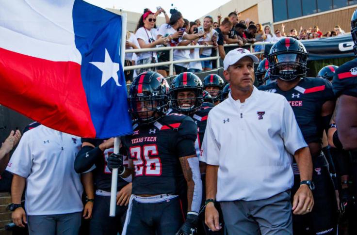 Texas Tech Football Matt Wells Banking On Experienced Coaches