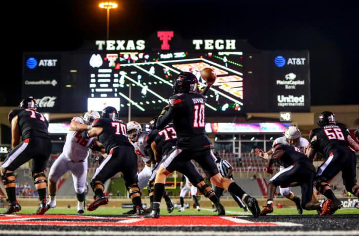 Texas Tech Football Near Upset By Hbu Raises Plenty Of Concerns