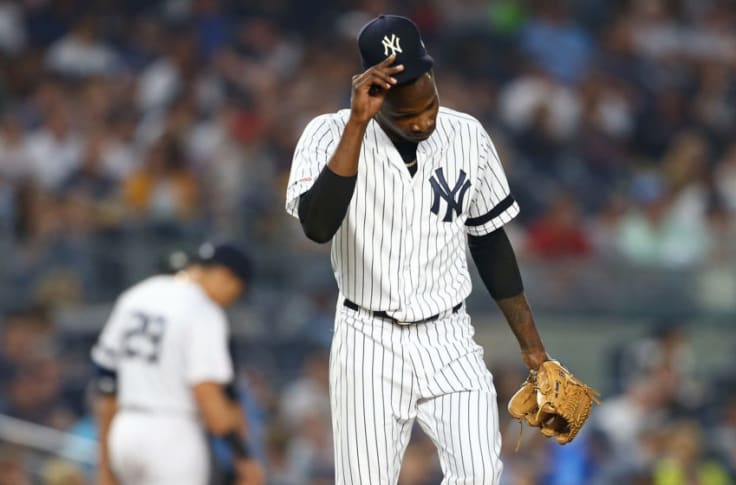 Yankees: Domingo German's suspension is a message to all of baseball