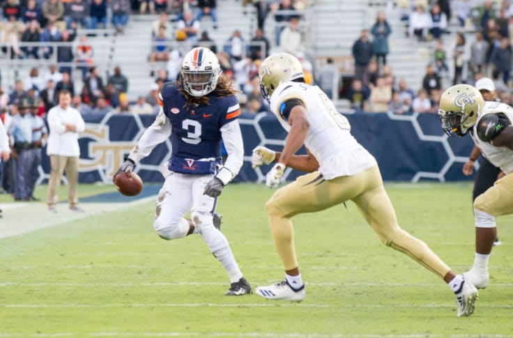 Georgia Tech Football Kickoff Time For Jackets Matchup Against Virginia Set Yellow Jacked Up A Georgia Tech Yellow Jackets Site News Blogs Rumors Opinions And More