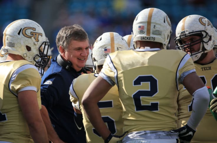 Georgia Tech Football Jackets Have 10th Toughest Schedule