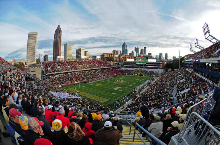 Georgia Tech Football Jackets Update Schedule For 2021 And 2023