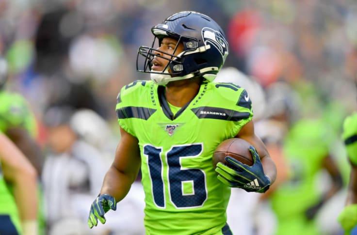 Seahawks versus Rams: Tyler Lockett and the amazing play
