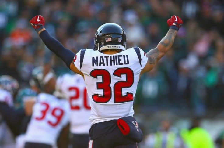 Tyrann Mathieu draws interest from Chiefs, Texans