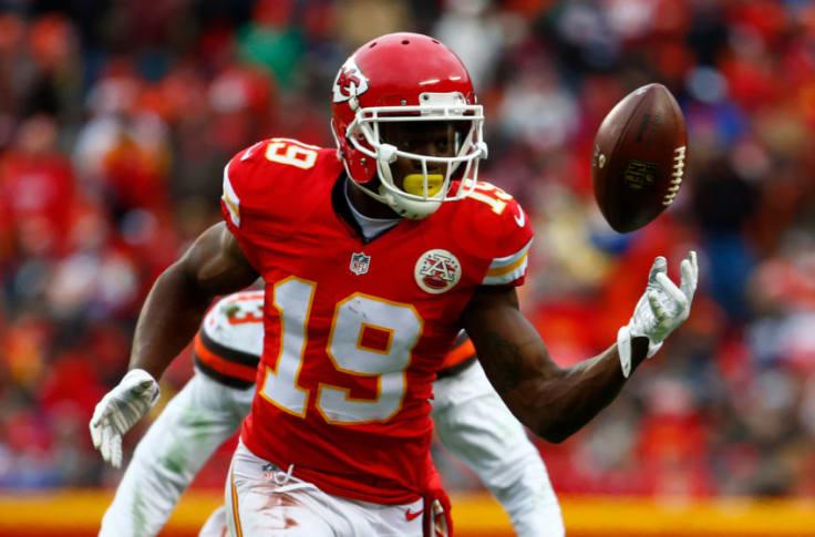 The Kansas City Chiefs cut Jeremy Maclin: Should you panic?