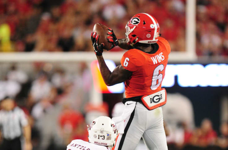 Georgia Bulldogs: Trip To Knoxville Will Tell The Tale For 2017