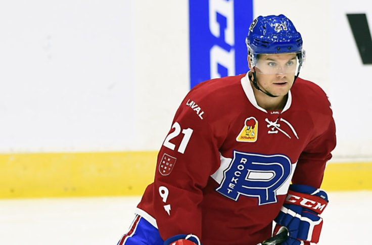 Montreal Canadiens: Byron Froese Named Captain of the Laval Rocket