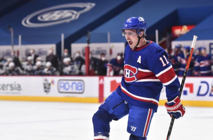 Brendan Gallagher Montreal Canadiens Player Swingman Jersey