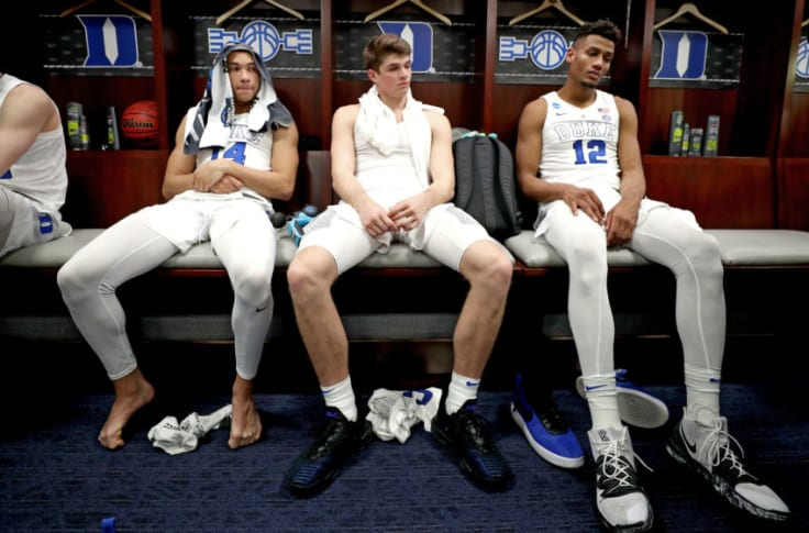 Duke Basketball: Time to hush chatter about a Joey Baker transfer