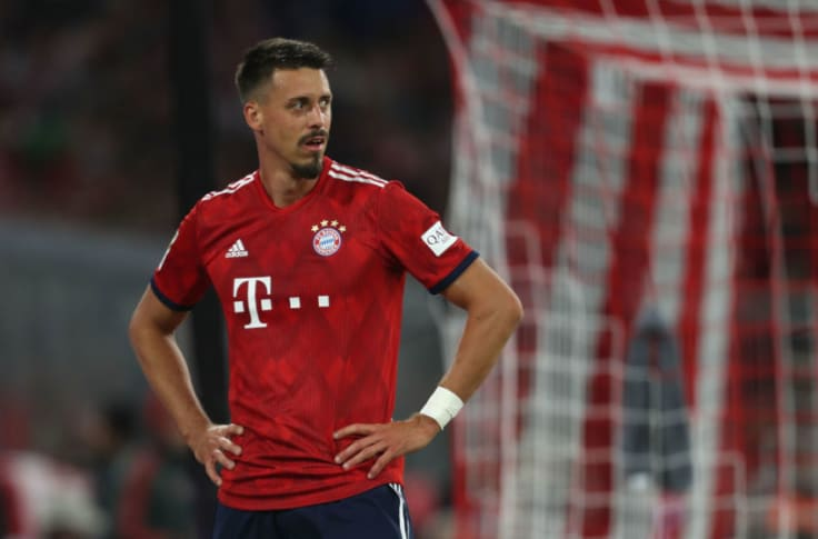 Bayern Munich rue their missed chances in 1-1 draw with Augsburg