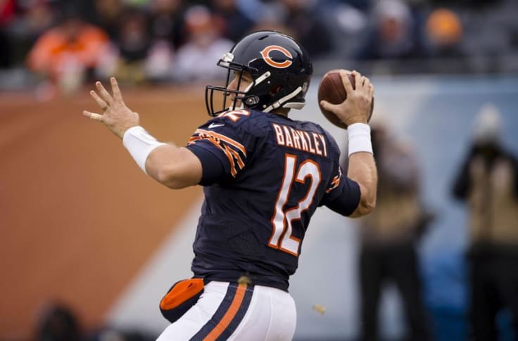 Matt Barkley Leaving Chicago Bears with More Questions than Answers