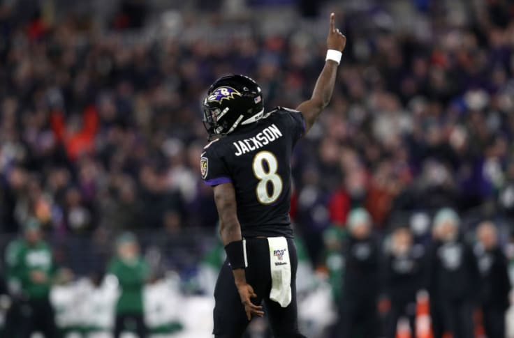 Where Lamar Jackson, Ravens could rank among best teams of all-time