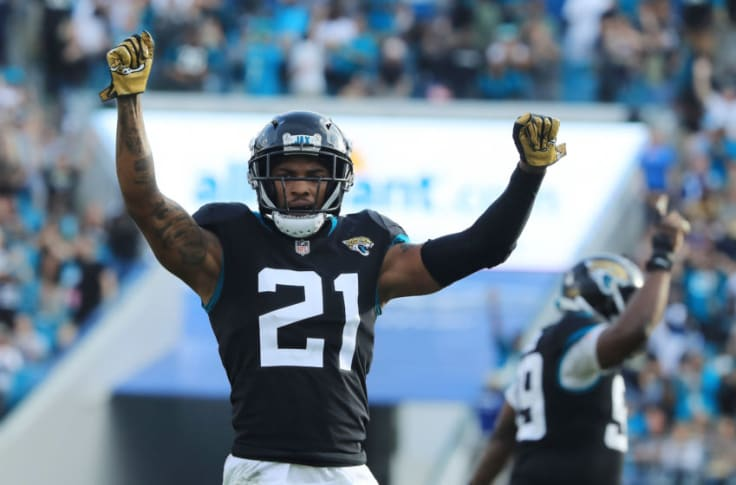 The Jaguars need an improved season from CB A.J. Bouye