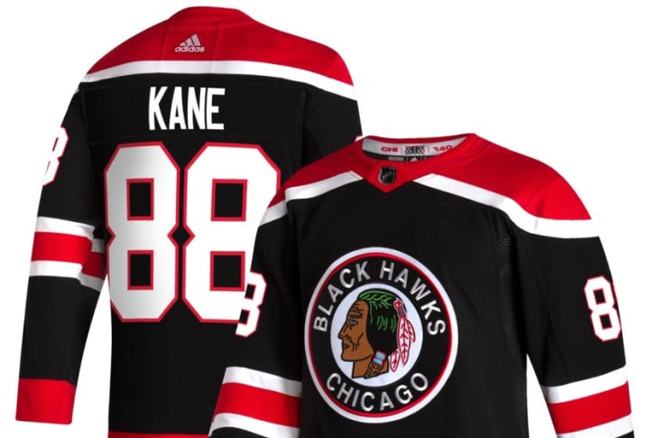 Chicago Blackhawks fans need to check out these 'Reverse Retro ...