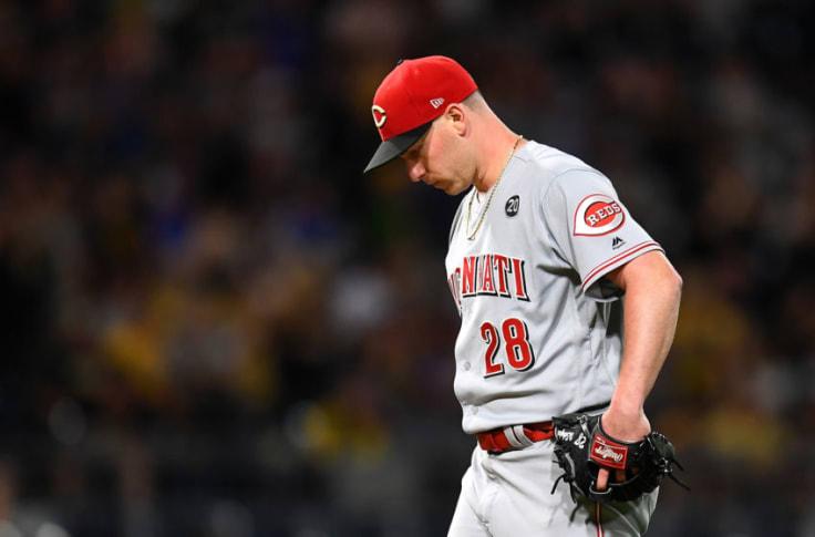 Cincinnati Reds: Has Anthony DeSclafani started his final game?