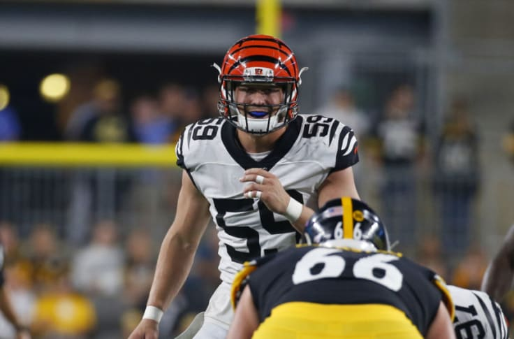 Chargers: What the team is getting out of new linebacker Nick Vigil