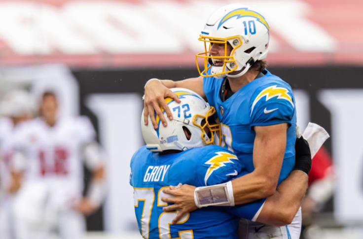 LA Chargers: Ryan Groy's positive COVID test is disastrous for the ...
