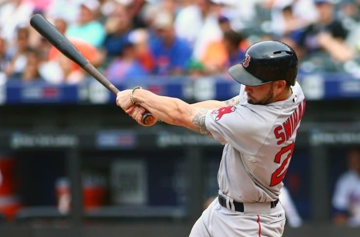 Blake Swihart Boston Red Sox Baseball Player Jersey