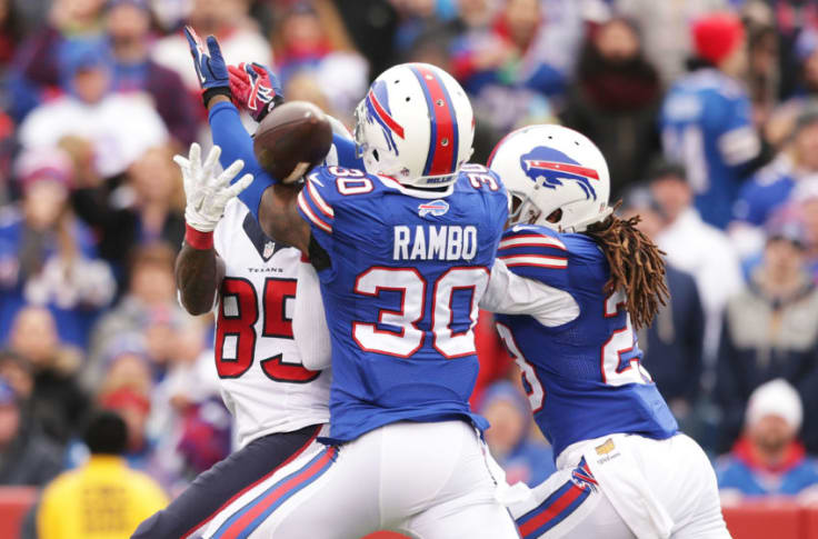 Buffalo Bills: Bacarri Rambo signing means 3 big things