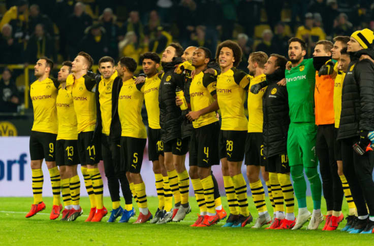 This Is It for Lucien Favre and Borussia Dortmund