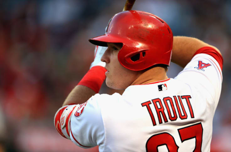 Philadelphia Phillies fans still dreaming of Mike Trout