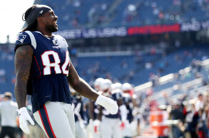 New England Patriots: Cordarrelle Patterson is an All-Pro playmaker
