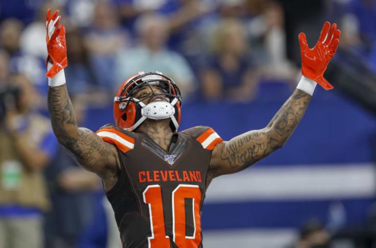 Cleveland Browns: Jaelen Strong emerging as a playmaker
