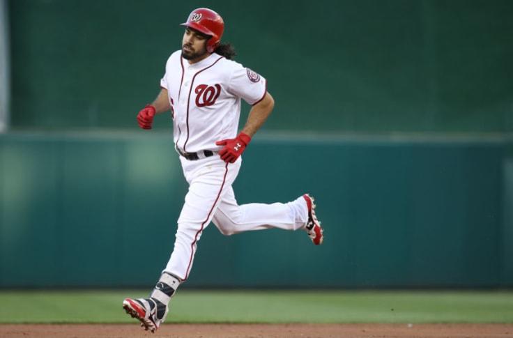 Anthony Rendon Washington Nationals Baseball Player Jersey